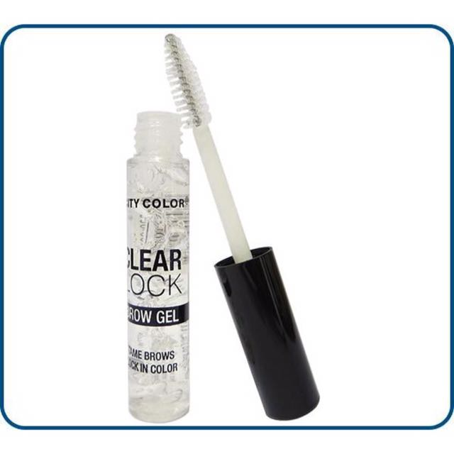 City Color Clear Lock Brow Gel