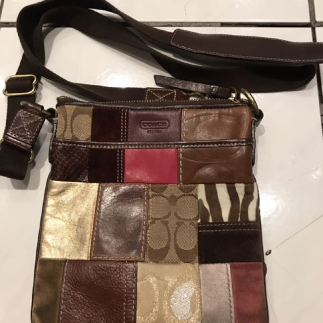 Coach Cross body Bag!