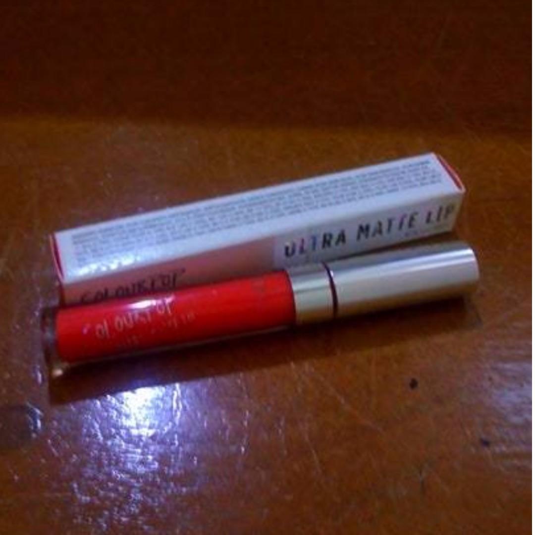 Colourpop Ultra Matte Lip Pacific