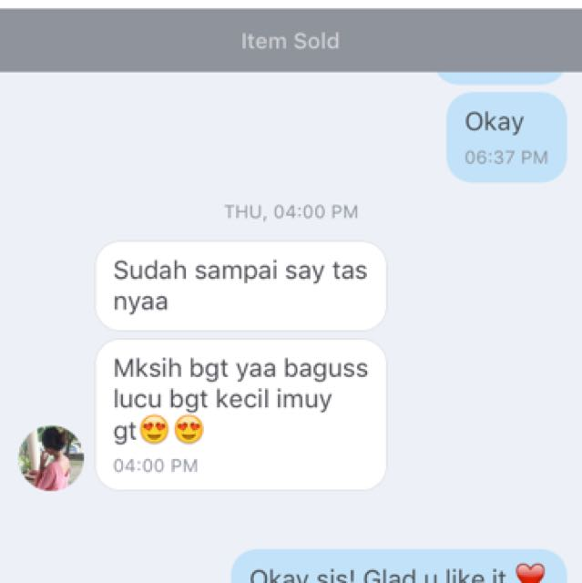 COMMENTS FROM BUYERS ❤️