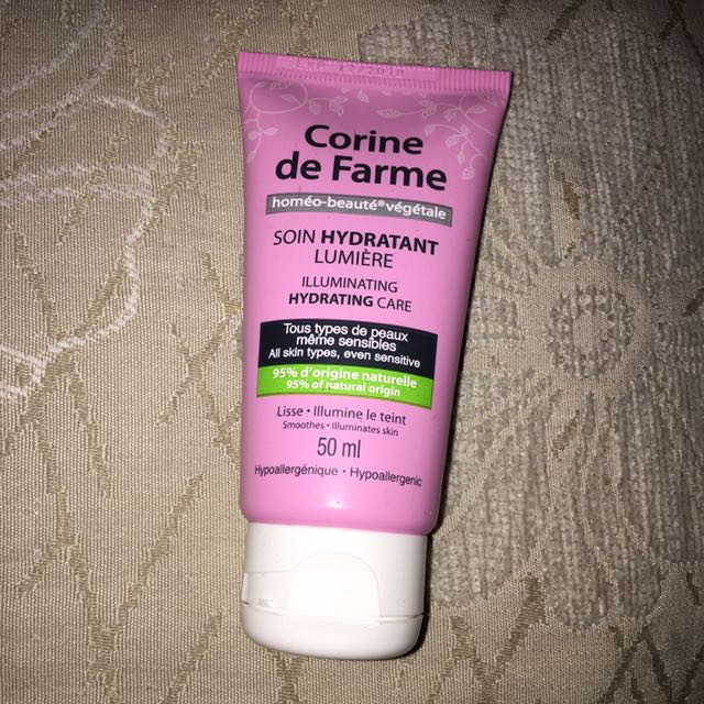 Corine de Farme Hydrating Illuminating Care