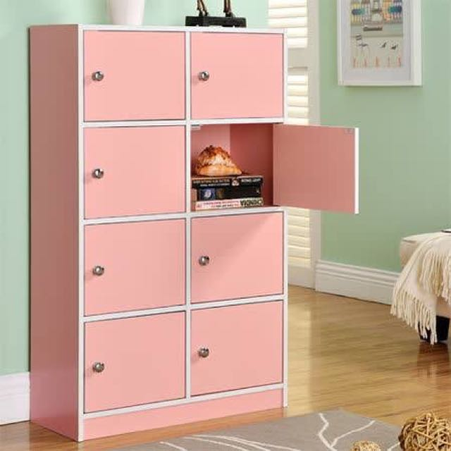 DIY輕鬆收納八門櫃/書櫃/置物櫃/收納櫃