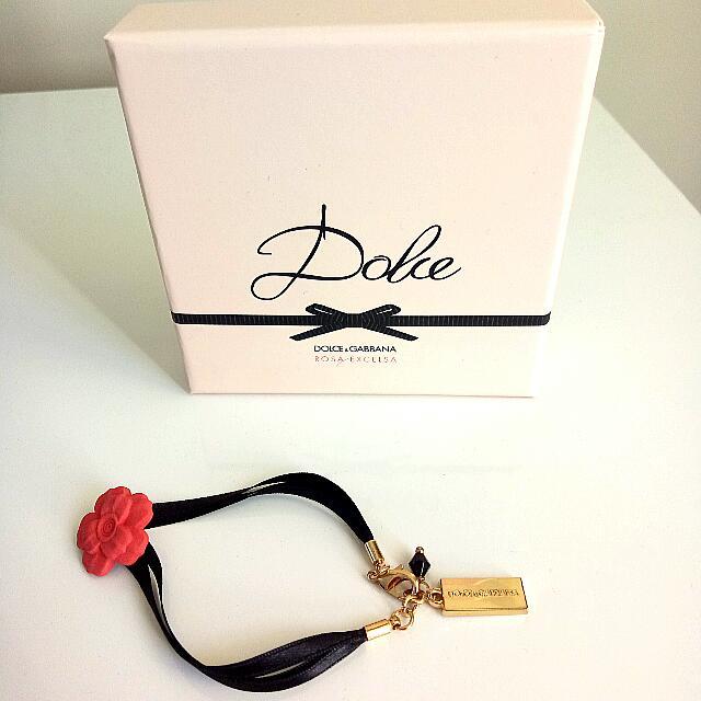 Dolce & Gabanna Rose Excelsa Bracelet