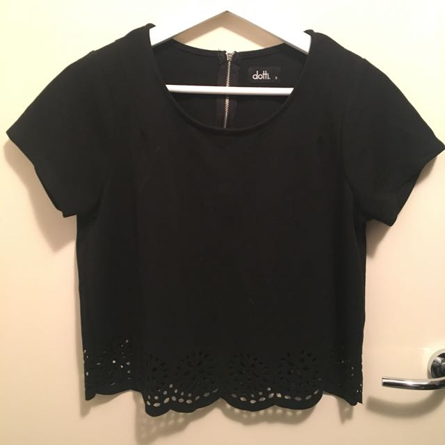 Dotti Short Sleeved Top