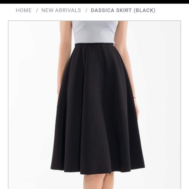 Doublewoot Dassica Skirt (New XS Size)