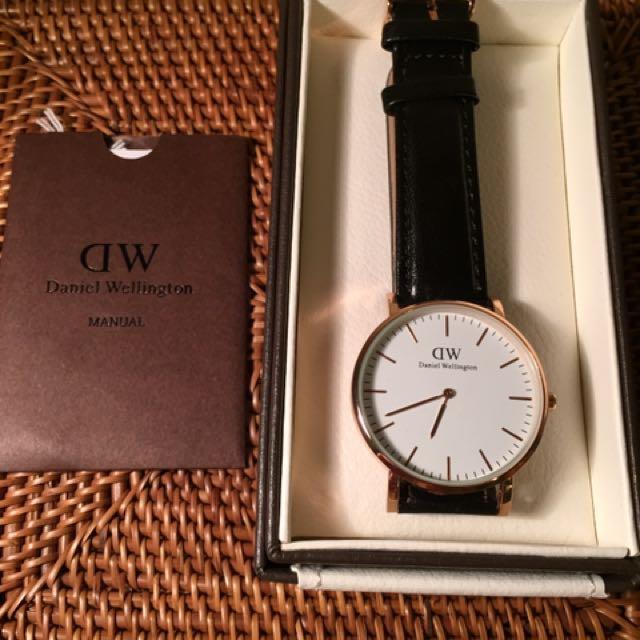 DW watch Daniel Wellington Watch