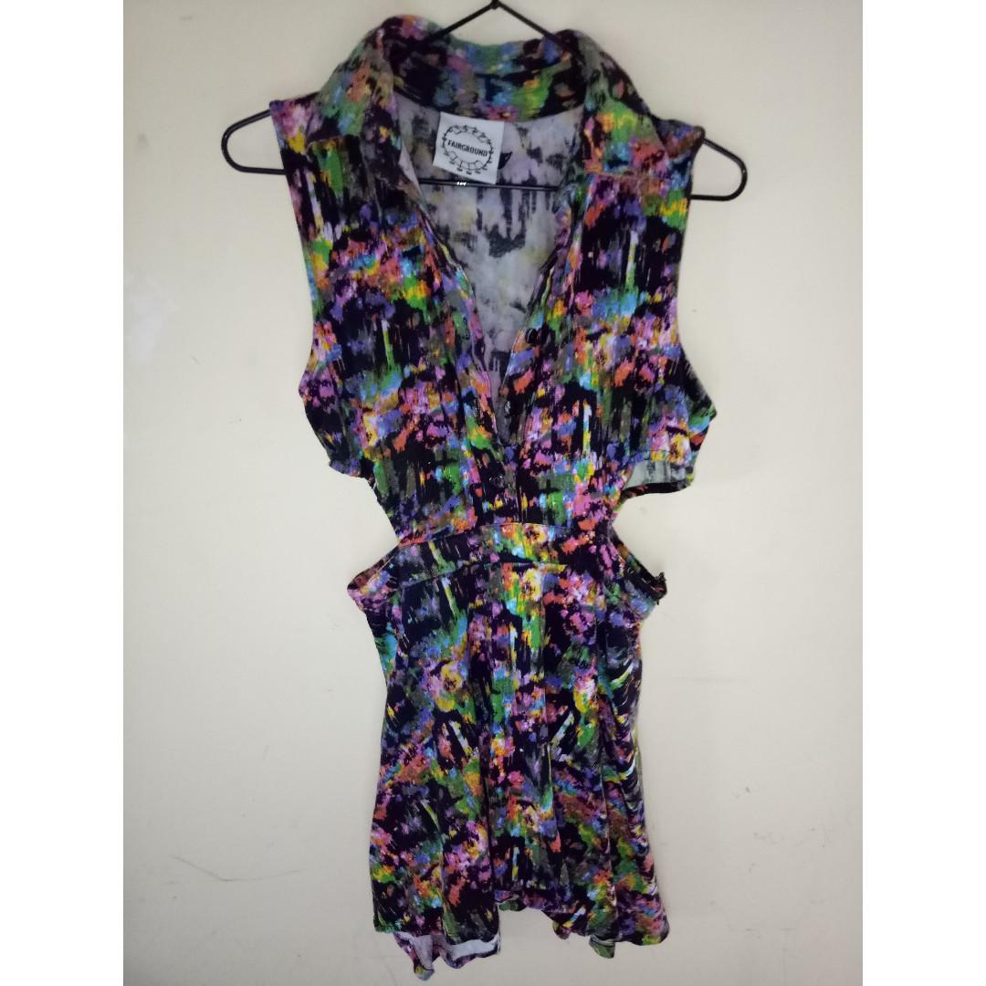 Fairground Top/Dress
