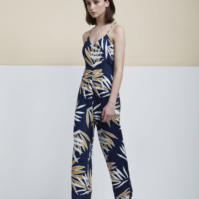 Finders Keepers Ritual Union Jumpsuit