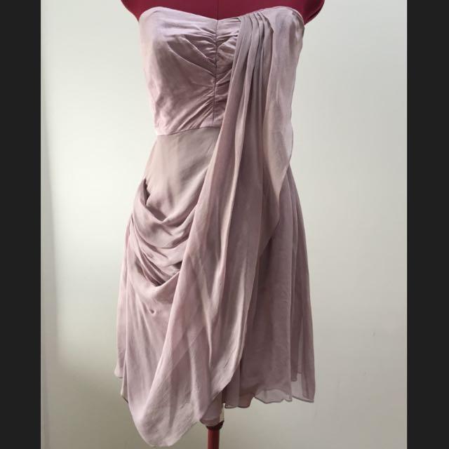Fleur Wood Silk Dress (8)
