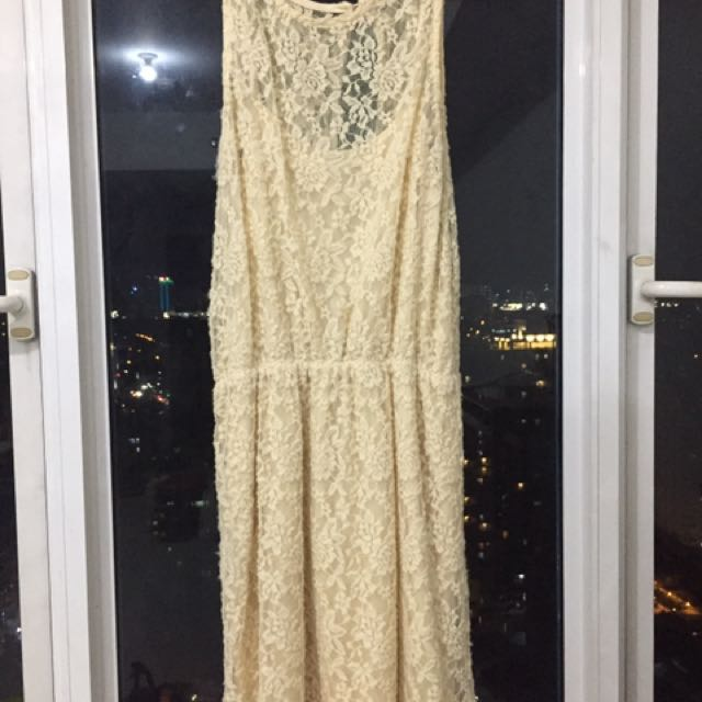 For Me Lace Dress
