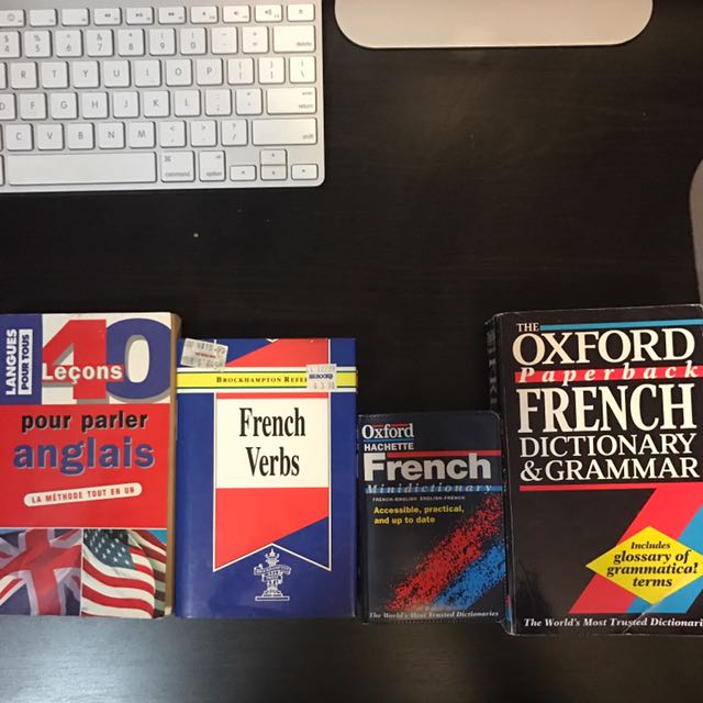 French Dictionary All Items Only For $20