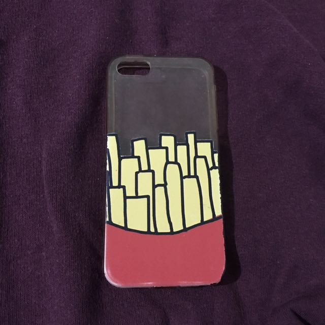 French Fries Iphone 5 Case