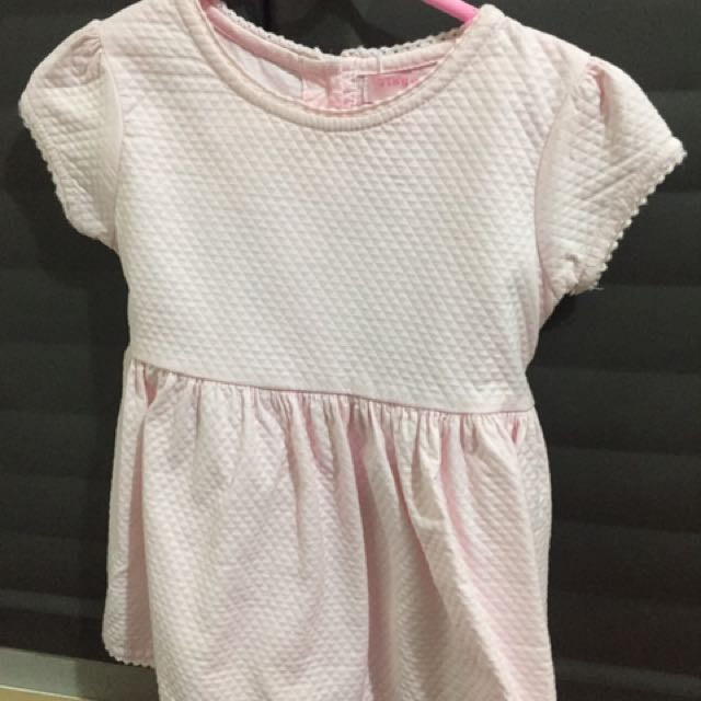 Gingersnap Baby Dress (6-9 months)