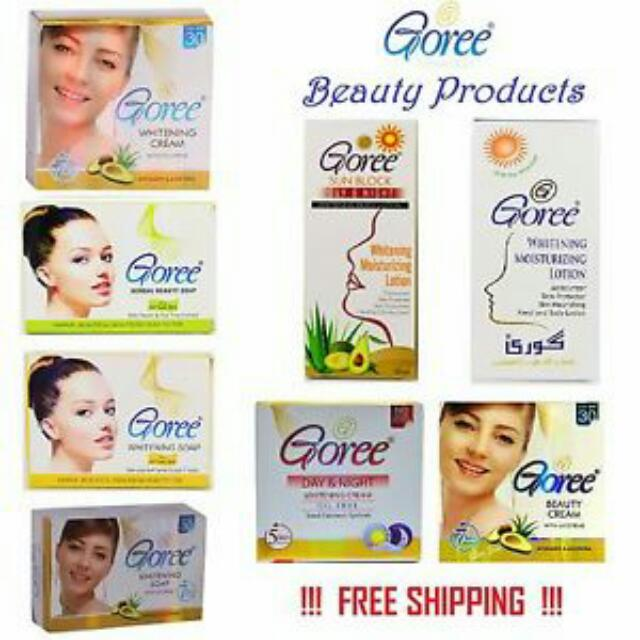 Goree Authentic Products