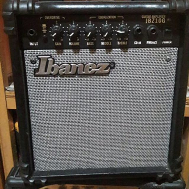 Guitar Amplifier IBANEZ