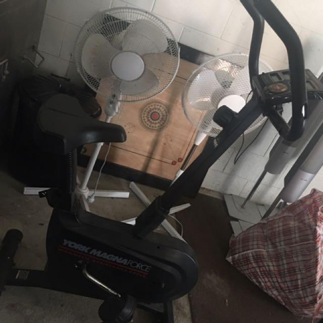 Gym Cardio Cycle