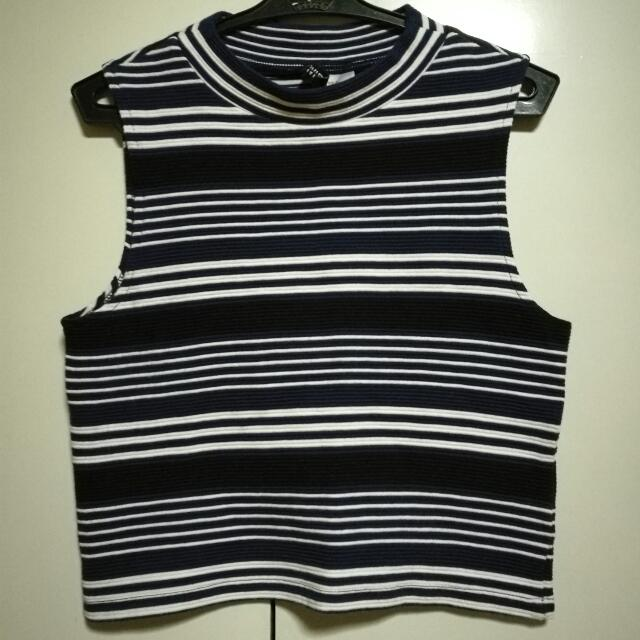 H&M Striped Top REPRICED