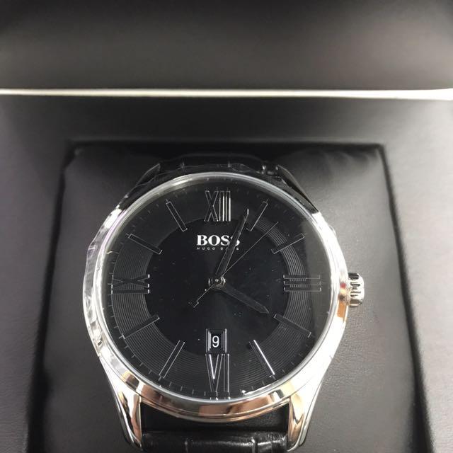 b439e3b359a87c Hugo Boss Ambassador Watch (1513022), Luxury, Watches on Carousell