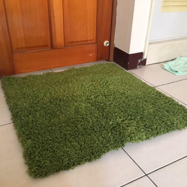 Ikea草皮地毯#家飾出清
