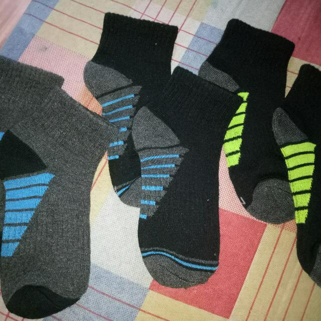 Imported Socks