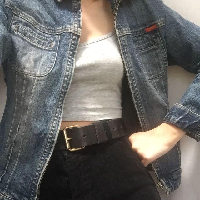 INCREDIBLE 90s Esprit denim jacket