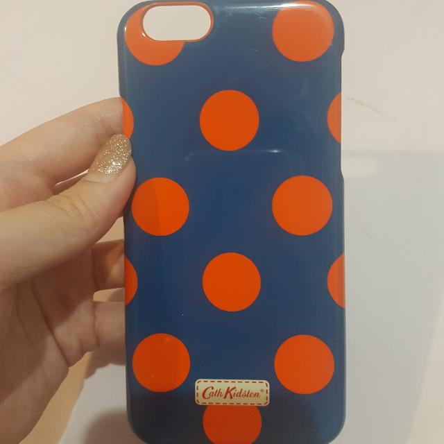IPHONE 6 CASE AUTHENTIC FROM CATH KIDSTONE