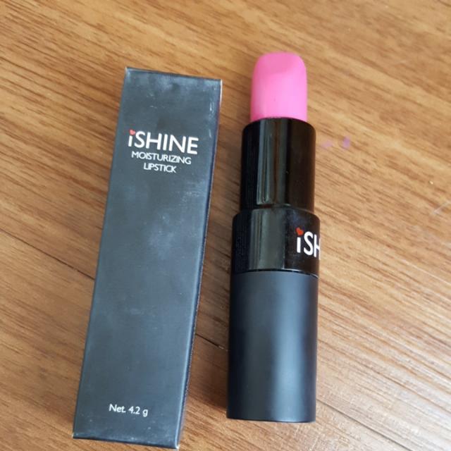 Ishine Moisturizing Lipstick In Dazzling