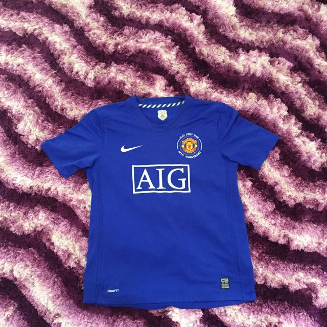 Jersey Manchester United Anniversary Edition Original