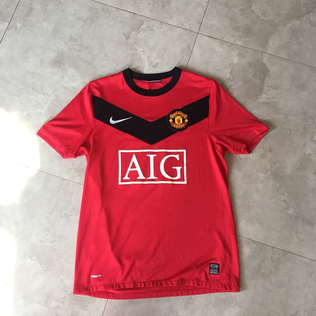 Jersey Manchester United Original Home Season 09/10