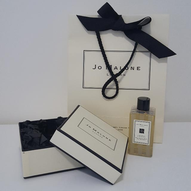 Jo Malone Lime, Basil & Mandarin Body & Hand Wash Gel 100ml