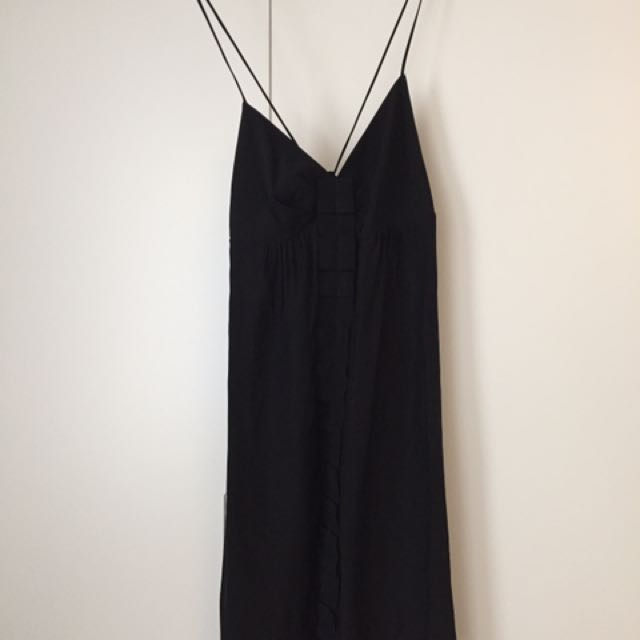 Kachel Black Dress Size 12