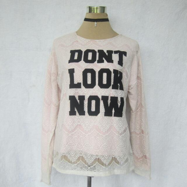 Knitted Statement Long Sleeves