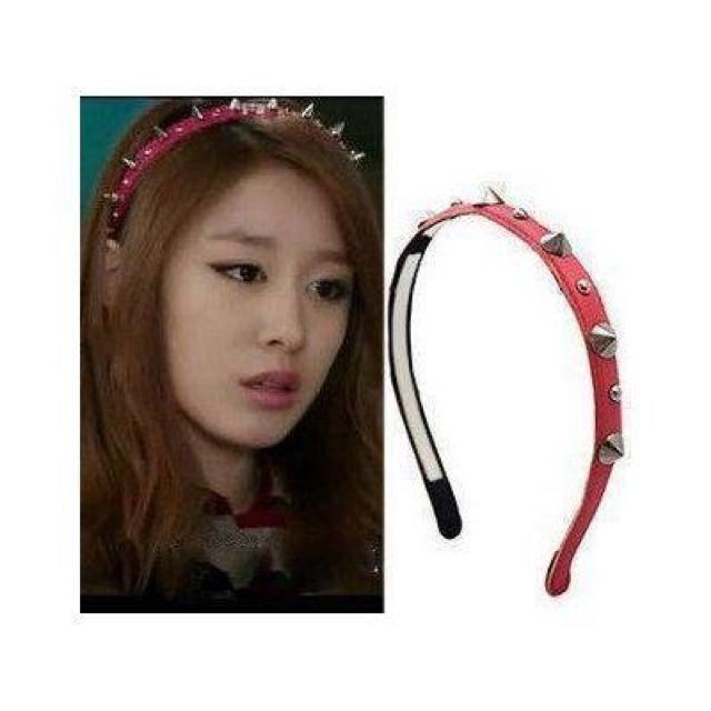 Korea drama Dream High 2 // T-ara Jiyeon devil headband