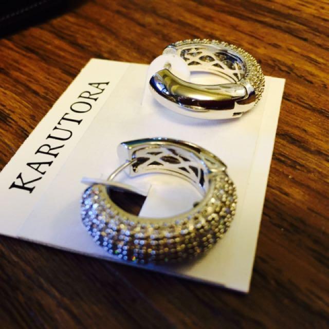 Kuratora Swarovski Earrings
