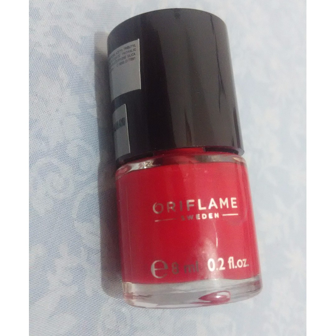 Kutek Oriflame (Coral Red)