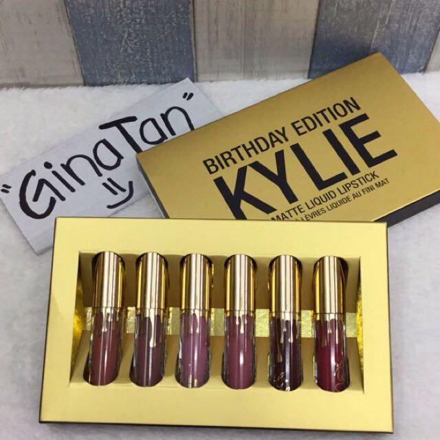 Kylie Birthday Edition