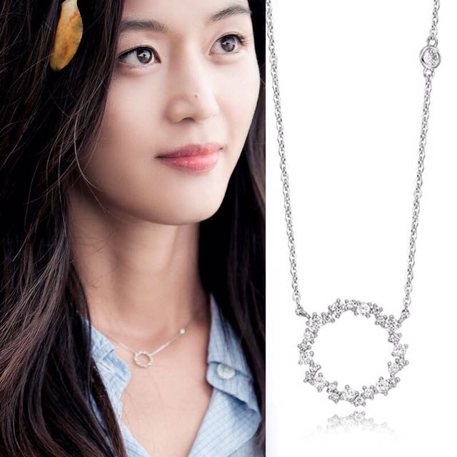 LEGENDS OF THE BLUE SEA SIM CHEONG's NECKLACE