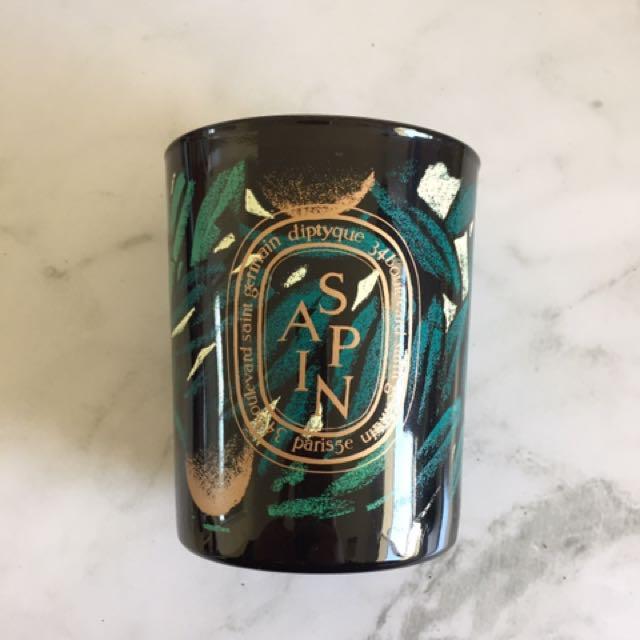 Diptique Limited Edition Authentic Candle