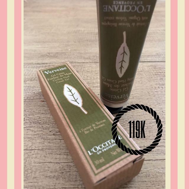 L'Occitane Hand Cream(Original 100%)