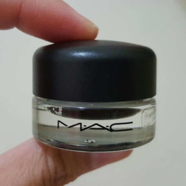 MAC - Gel Eyeliner (Blacktrack) / Fluidline