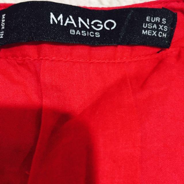 Mango Long sleeve
