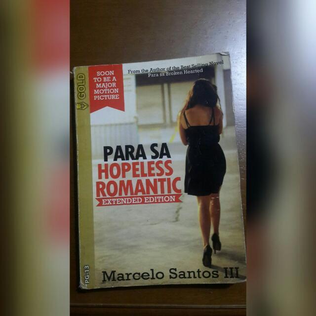 Marcelo Santos' Para Sa Hopeless Romantic
