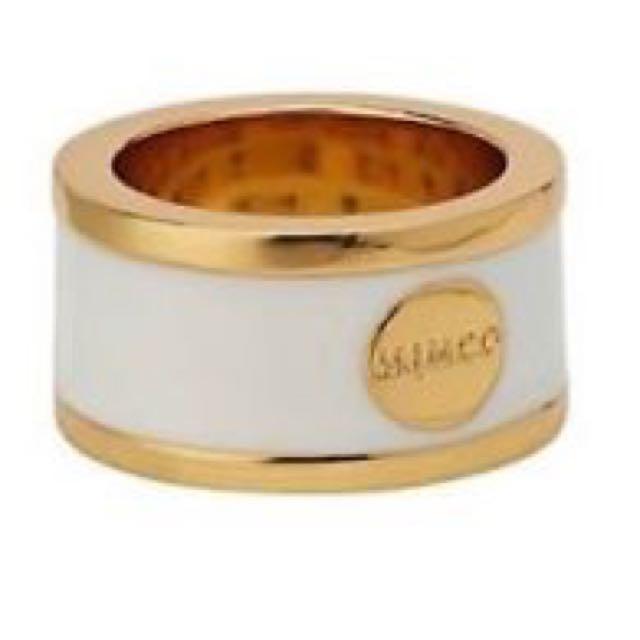 MIMCO white Bolt Ring