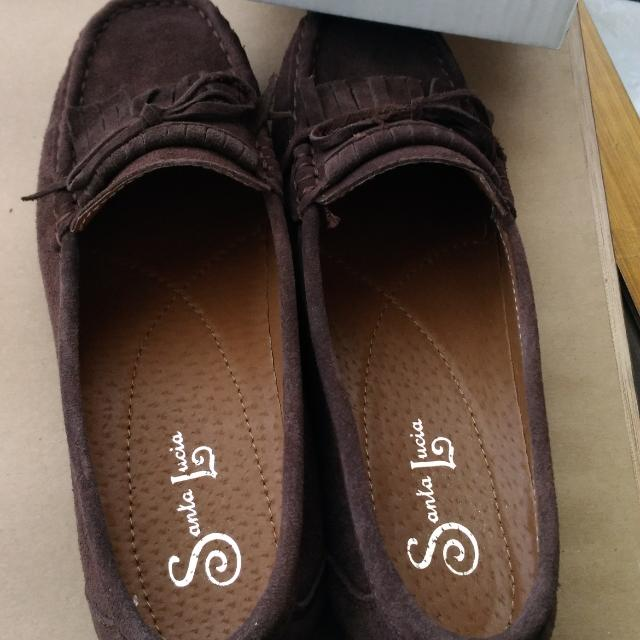 Moccasins - Size 7