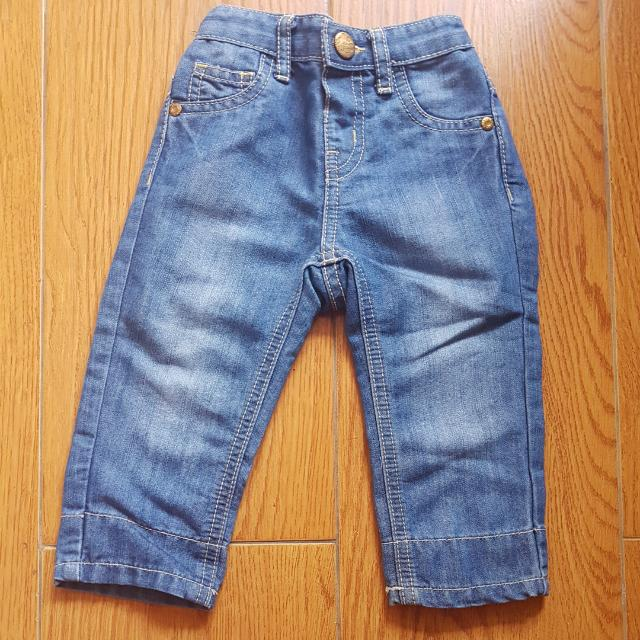 Mothercare Straight Cut Pants