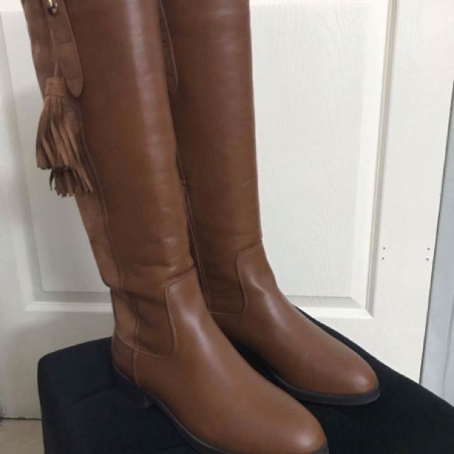 Parfois knee length boots