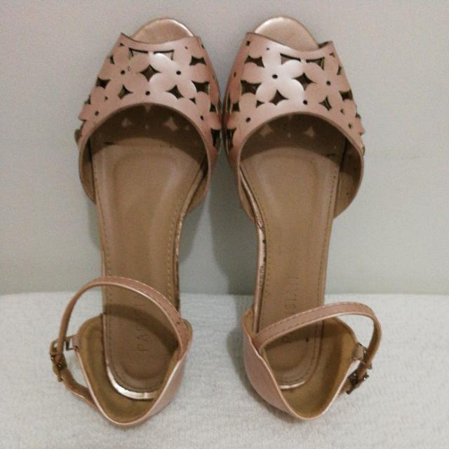 (Repriced) Parisian Flat Sandals