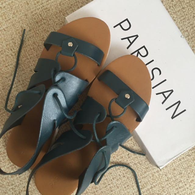 Parisian Sandals