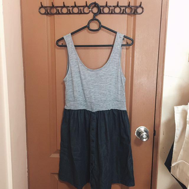 PENSHOPPE Gray Dress