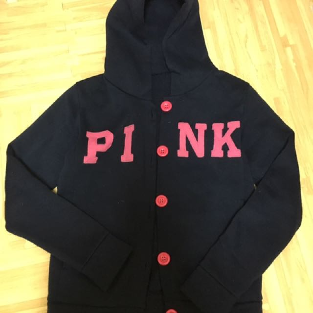 Pink 外套